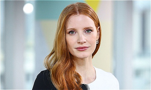 Jessica Chastain co con nho mang thai ho