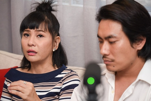 An Nguy xin loi vi scandal tinh cam voi Kieu Minh Tuan