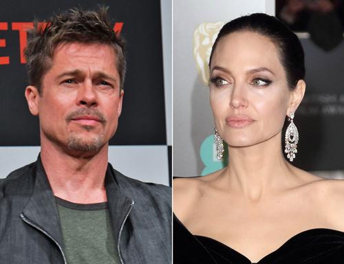 Brad Pitt xin Angelina Jolie khong chia quyen nuoi con tai toa