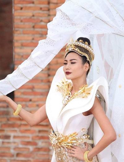 Trang phục dan tọc của thí sinh Miss Universe 2018