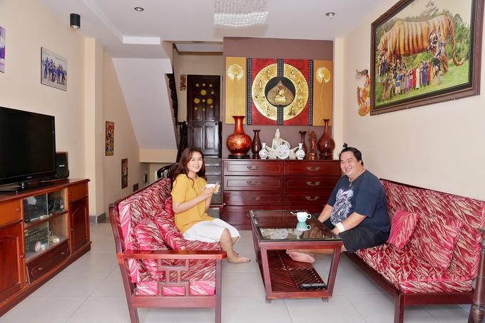 To am ba lau o Sai Gon cua dien vien hai Hoang Map