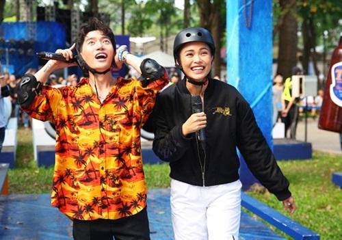Mau Thuy an tuong voi su chu dao cua Chau Dang Khoa