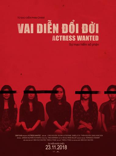 Vai diễn đổi đời khai thác cuộc sống diễn viên gốc Việt ở Hollywood - 1