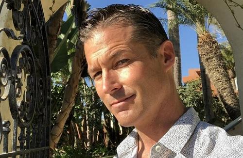 Hình ảnh gần đây của Zen Gesner trên trang cá nhân. Ở tuổi 48, tài tử vẫn giữ vẻ ngoài phong độ.