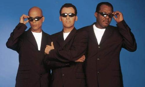 Nhóm Bad Boy Blues đình đám một thời.