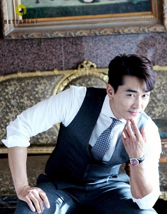 Phong do tuoi 42 cua tai tu Song Seung Hun