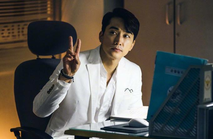 Tai tu Song Seung Hun sang Viet Nam