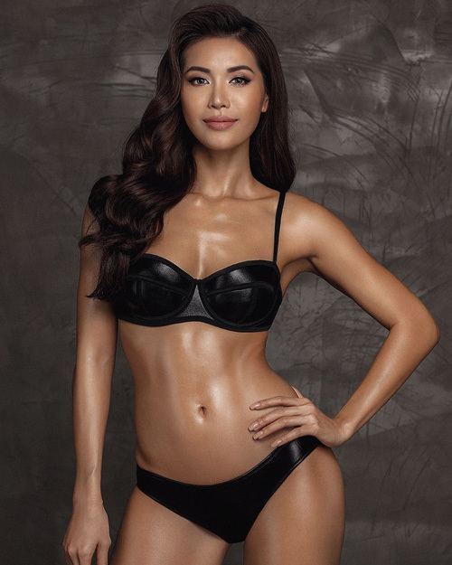 Nhũng dói thủ chau Á của Minh Tú tại Miss Supranational 2018
