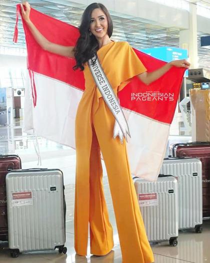 Dan my nhan the gioi do bo Thai Lan thi Hoa hau Hoan vu