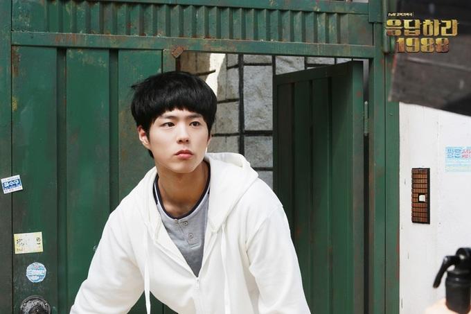 Park Bo Gum - tu cau be mum mim den nam than the he moi xu Han
