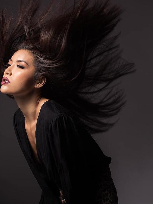 Minh Tu dep ma mi trong bo anh thuc hien o Miss Suprantional 2018