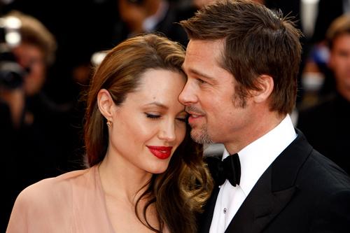 Angelina Jolie va Brat Pitt dat thoa thuan quyen nuoi con
