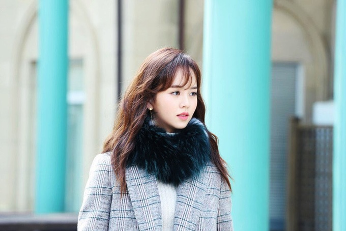 Nhan sac tuoi 19 cua ngoc nu Kim So Hyun