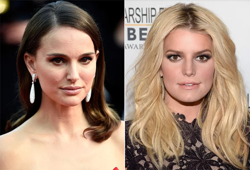 Natalie Portman xin lõi vì nhác tói trinh tiét của Jessica Simpson