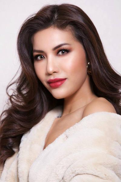 Minh Tú dãn dàu bình chọn tại Miss Supranational 2018