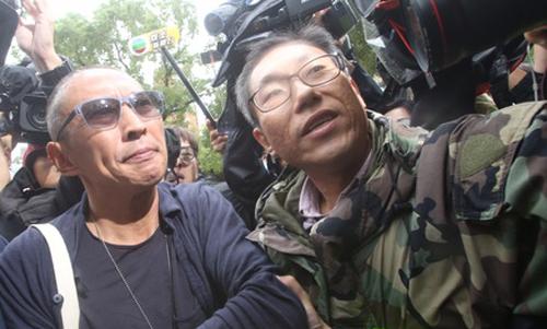 Tai tu Bao Thanh Thien trinh dien canh sat sau cao buoc cuong dam