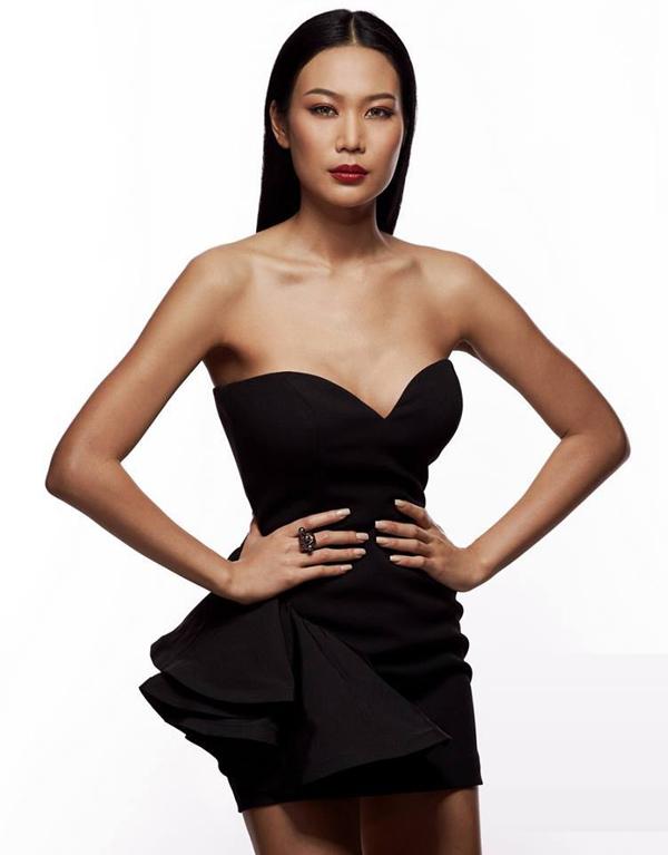 Nhan sac HHen Nie va dan nguoi dep tai Miss Universe 2018