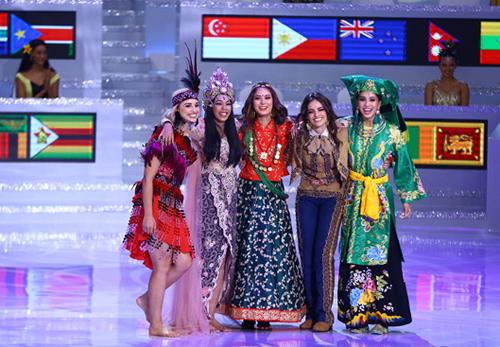 Nguoi dep Mexico dang quang Hoa hau The gioi 2018