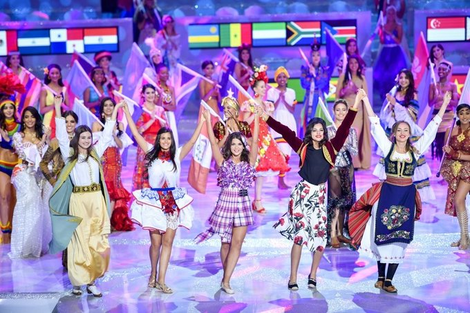 Nhung khoanh khac an tuong o chung ket Miss World