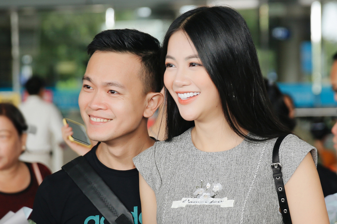 Hoa hau Trai dat Phuong Khanh don Miss Earth 2017 den Viet Nam