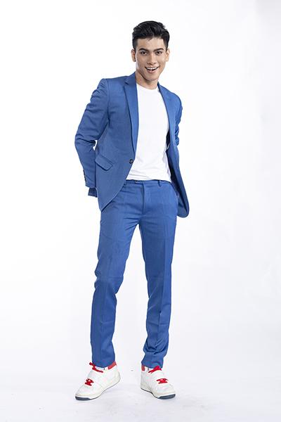 Tôn Tuấn Kiệt là thí sinh được yêu mến bởi tính cách hài hước, giàu năng lượng.