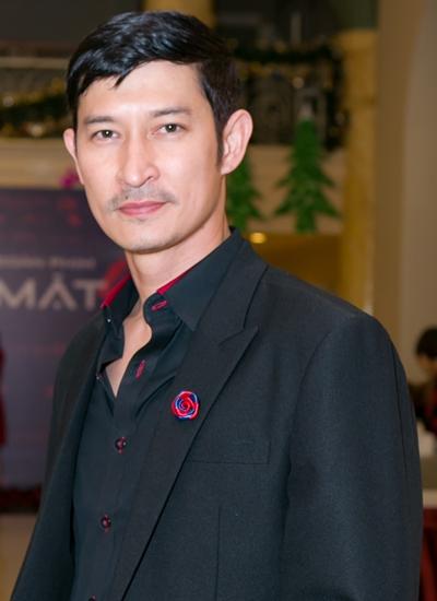 Diễn viên Huy Khánh.
