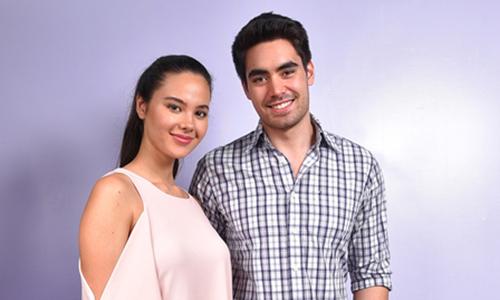 Ban trai co vu Hoa hau Philippines thi Miss Universe