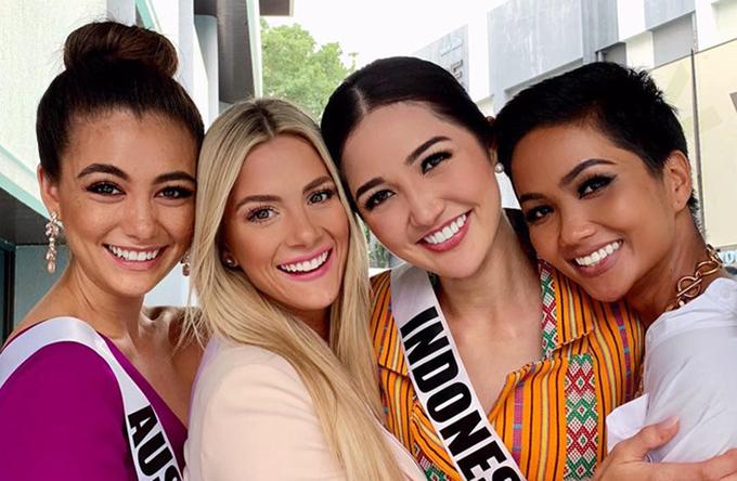 Hanh trinh HHen Nie dua Viet Nam lan dau vao Top 5 Miss Universe