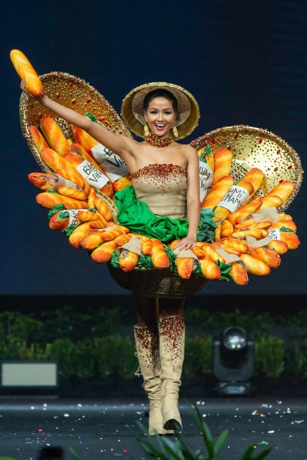 Hành trình H'Hen Niê đưa Việt Nam lần đầu vào Top 5 Miss Universe