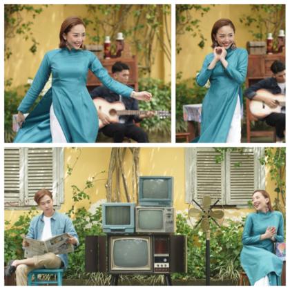 Toc Tien danh thuc tuoi tre soi noi trong MV moi