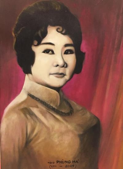 Thanh Tòng, Út Bạch Lan và hơn 100 nghệ sĩ qua tranh sơn dầu - 1