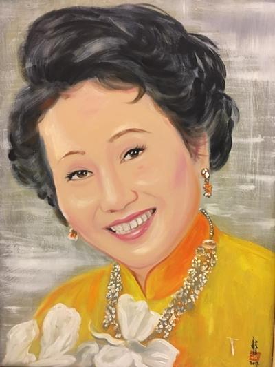 Thanh Sang, Út Bạch Lan và hơn 100 nghệ sĩ qua tranh sơn dầu - page 2 - 4