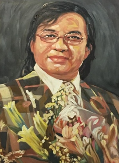 Thanh Sang, Út Bạch Lan và hơn 100 nghệ sĩ qua tranh sơn dầu - page 2