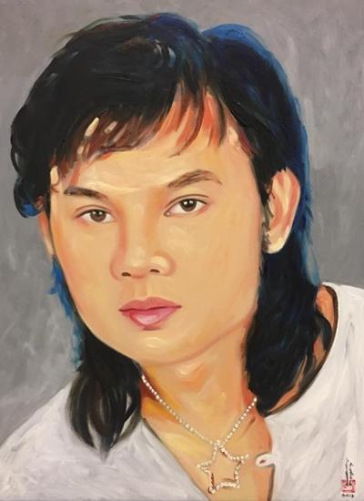 Thanh Sang, Út Bạch Lan và hơn 100 nghệ sĩ qua tranh sơn dầu - page 2 - 1
