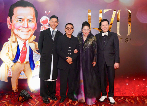 Huong Hoa Cuong - tu dua con bi hat hui toi trum showbiz Hong Kong