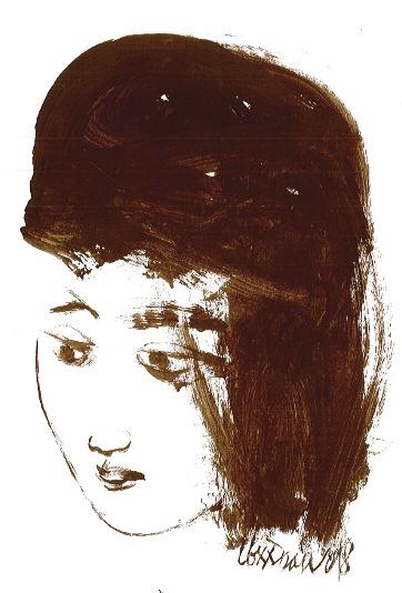 1. Minh họa của Lương Xuân Đoàn cho truyện Tết quê  Phan Cung Việt