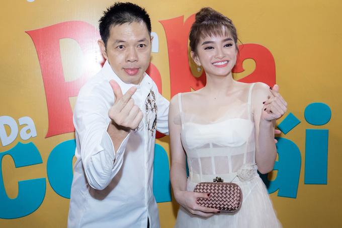 Dàn sao dự ra mắt phim mới của Thái Hòa, Kaity Nguyễn