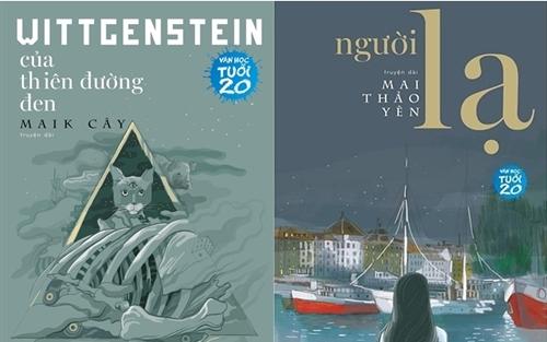 Hai tác phẩm đoạt giải cao nhất Văn học tuổi 20 2018.