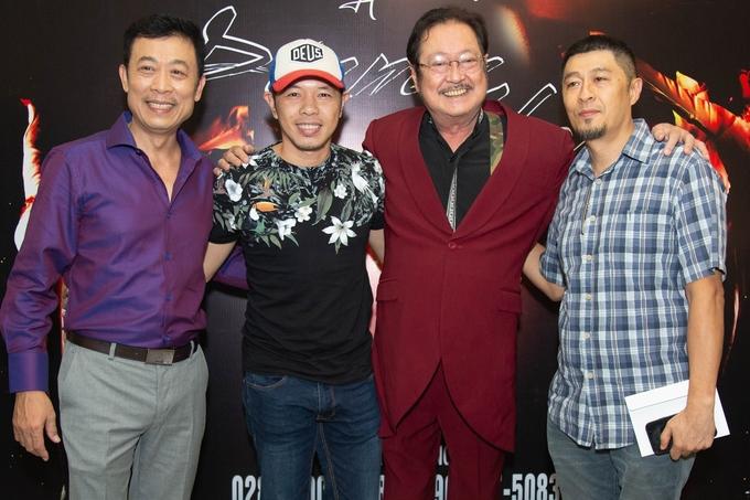Chanh Tin hoi ngo Van Son o su kien