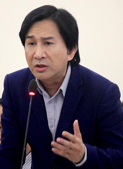 NSƯT Kim Tiểu Long
