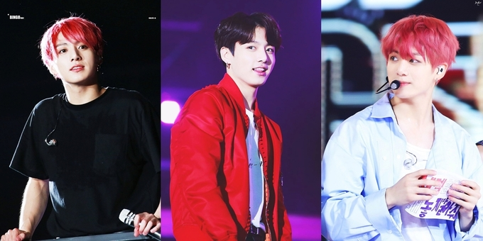 Ca si than tuong Jungkook dep trai thu hai the gioi 2018