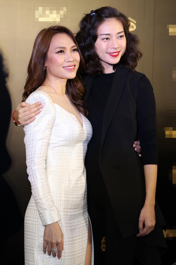 Ngo Thanh Van Dam Vinh Hung di xem phim cua My Tam