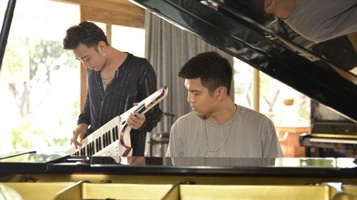 Soobin Hoàng Sơn, Cường Seven làm bạn thân trong phim điện ảnh - ảnh 1
