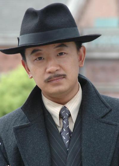 Diễn viên Huỳnh Hải Ba.