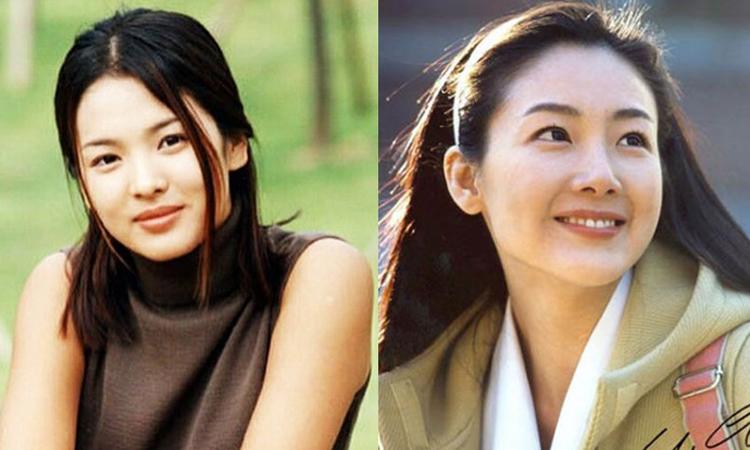 Ngày ấy - bây giờ của những ''nàng thơ'' series phim bốn mùa Hàn Quốc - Giải Trí