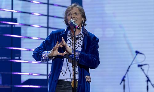Andreas Schweitzer - giọng ca chính nhóm Joy.