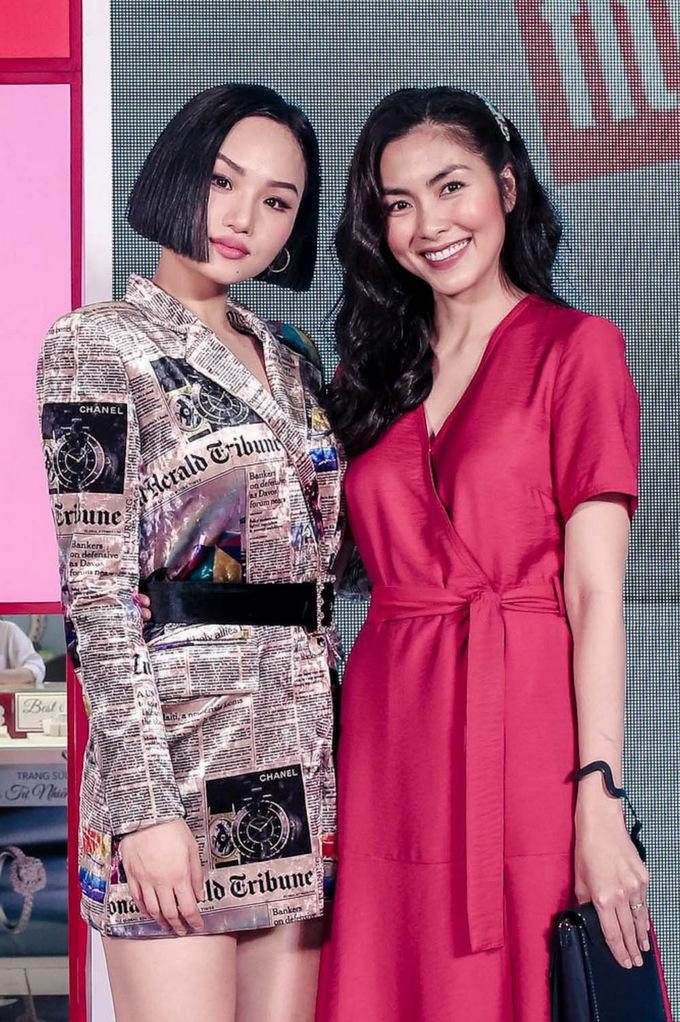 Vợ chồng Tăng Thanh Hà sánh đôi dự sự kiện