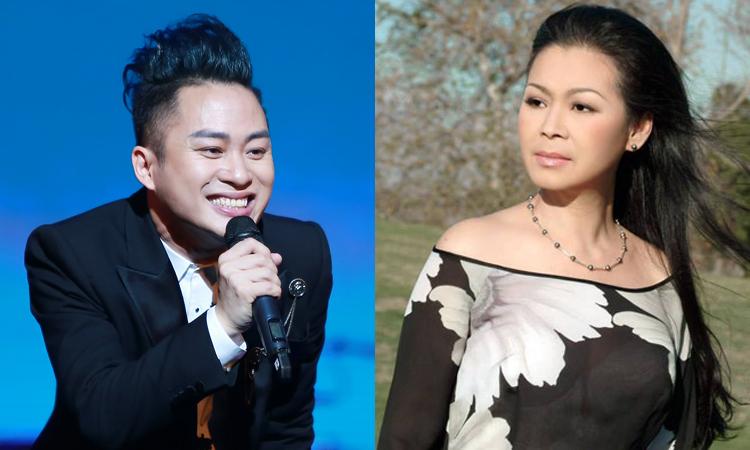 Khánh Ly kết hợp Tùng Dương trong đêm nhạc Trịnh - Giải Trí