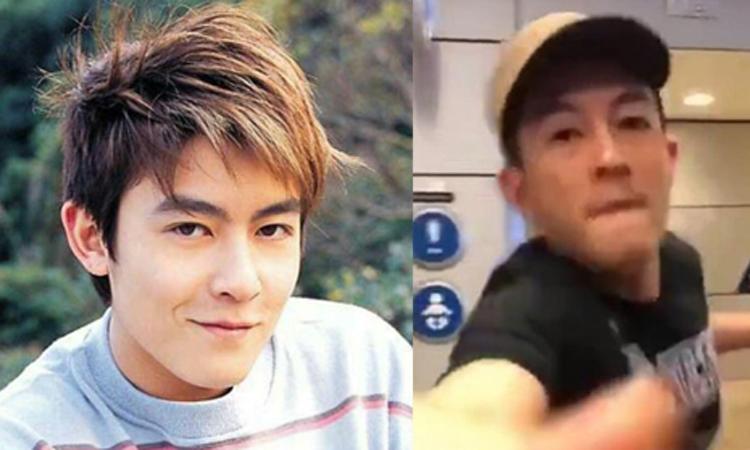 Trần Quán Hy bực tức vì bị ghi hình ở sân bay - Giải Trí
