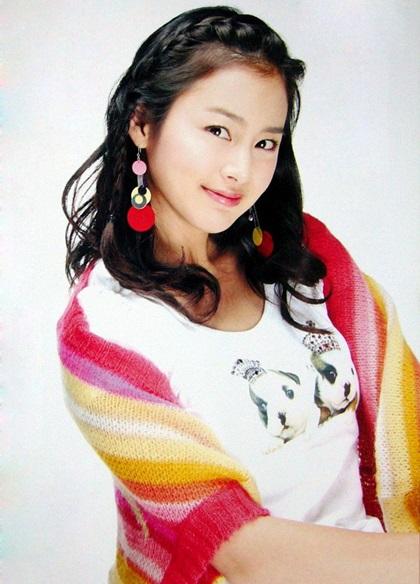 Nhan sắc khuynh đảo một thời của ngọc nữ Kim Tae Hee - 4